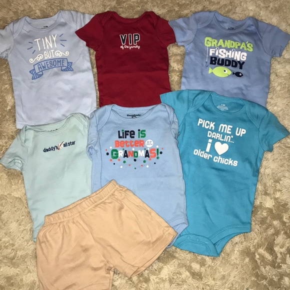ce6d74496 Baby boy clothing bundle